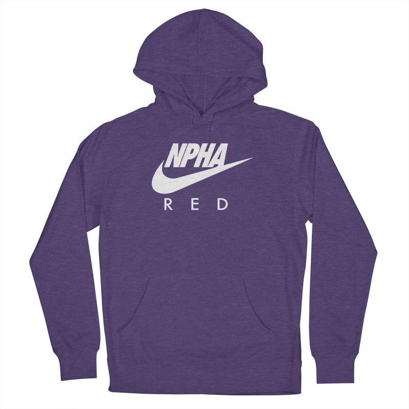 NPHA RED II (Men's & Women's) Men's French Terry Pullover Hoody by NPHA.SHOP