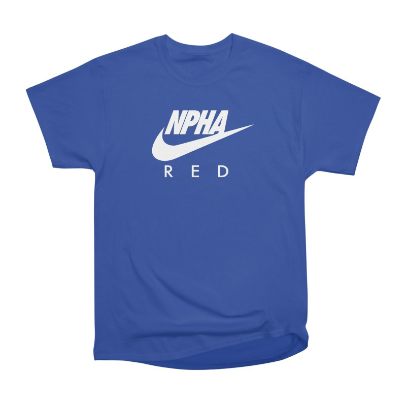 NPHA RED II (Men's & Women's) Women's Heavyweight Unisex T-Shirt by NPHA.SHOP