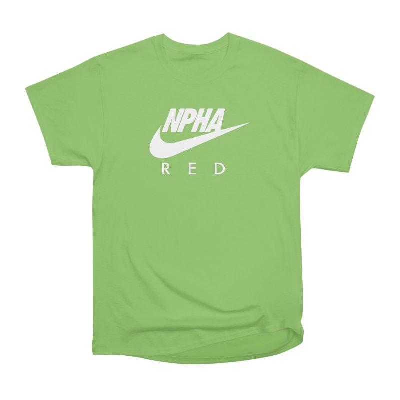 NPHA RED II (Men's & Women's) Women's Heavyweight Unisex T-Shirt by NPHA.SHOP