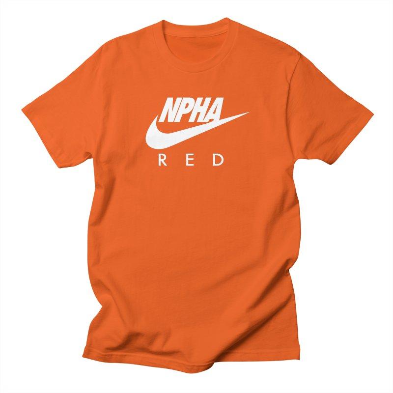 NPHA RED II (Men's & Women's) Men's Regular T-Shirt by NPHA.SHOP