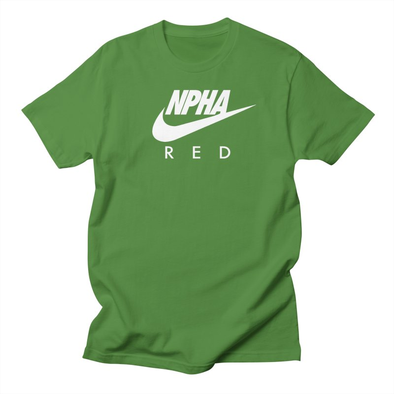NPHA RED II (Men's & Women's) Men's Regular T-Shirt by NPHA.SHOP