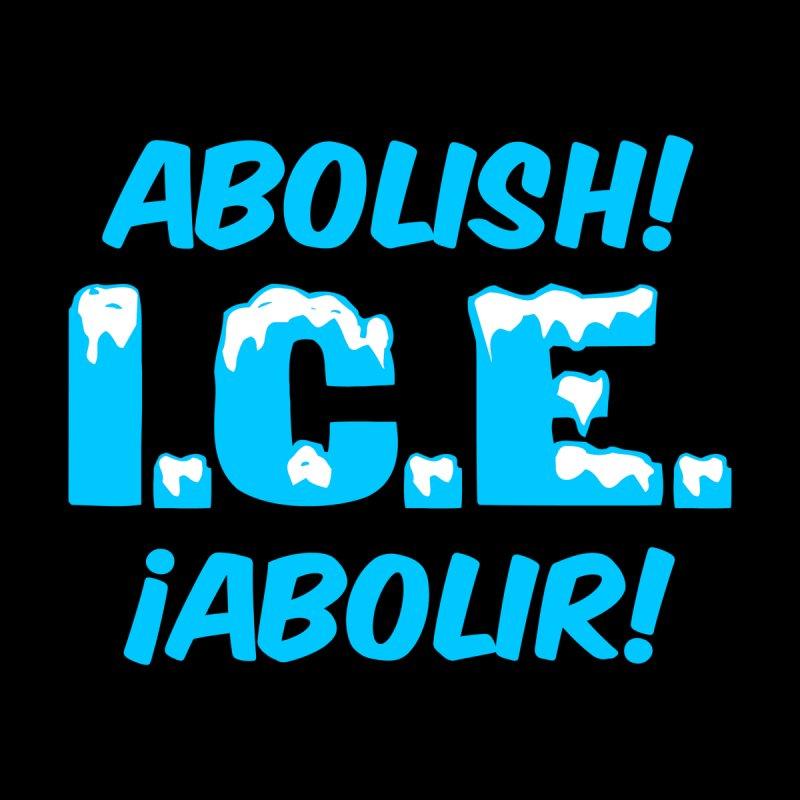 Abolish I.C.E. (Men's & Women's) Men's T-Shirt by NPHA.SHOP