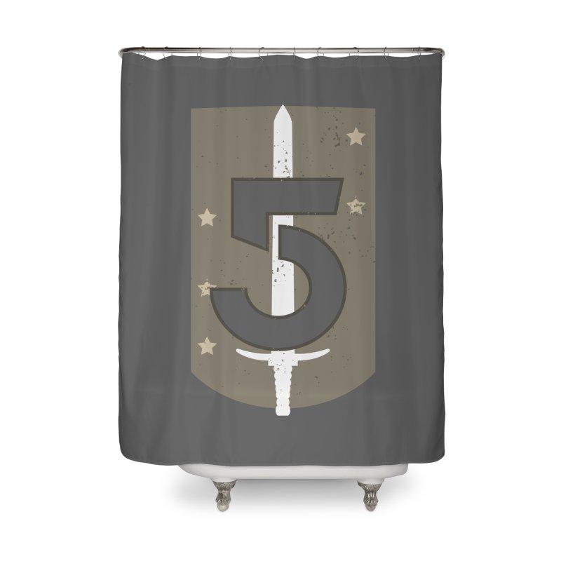 Babylon 5 in Shower Curtain by nrdshirt's Shop