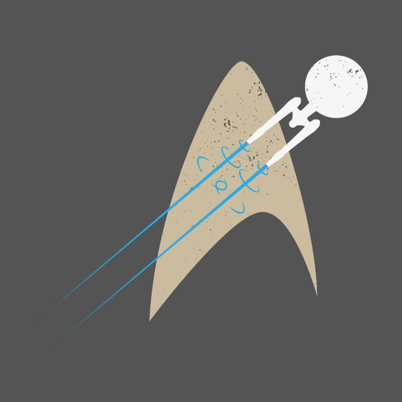 Boldly Go! by nrdshirt's Shop
