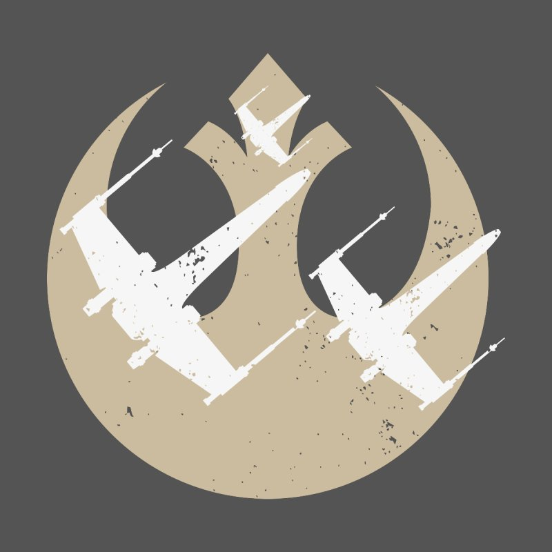 Rebel X Wings by nrdshirt's Shop