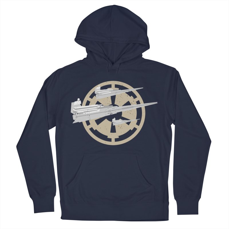 Destroy Stars Women's French Terry Pullover Hoody by nrdshirt's Shop