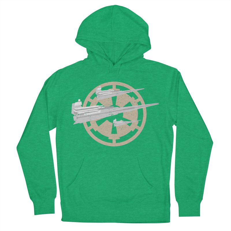 Destroy Stars Men's French Terry Pullover Hoody by nrdshirt's Shop