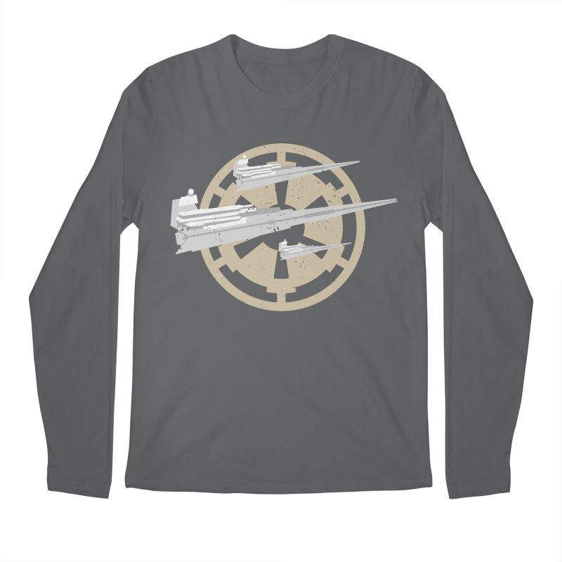 Destroy Stars Men's Regular Longsleeve T-Shirt by nrdshirt's Shop