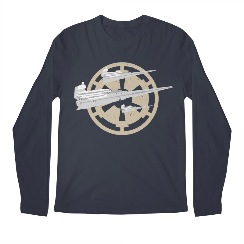 Destroy Stars Men's Longsleeve T-Shirt by nrdshirt's Shop