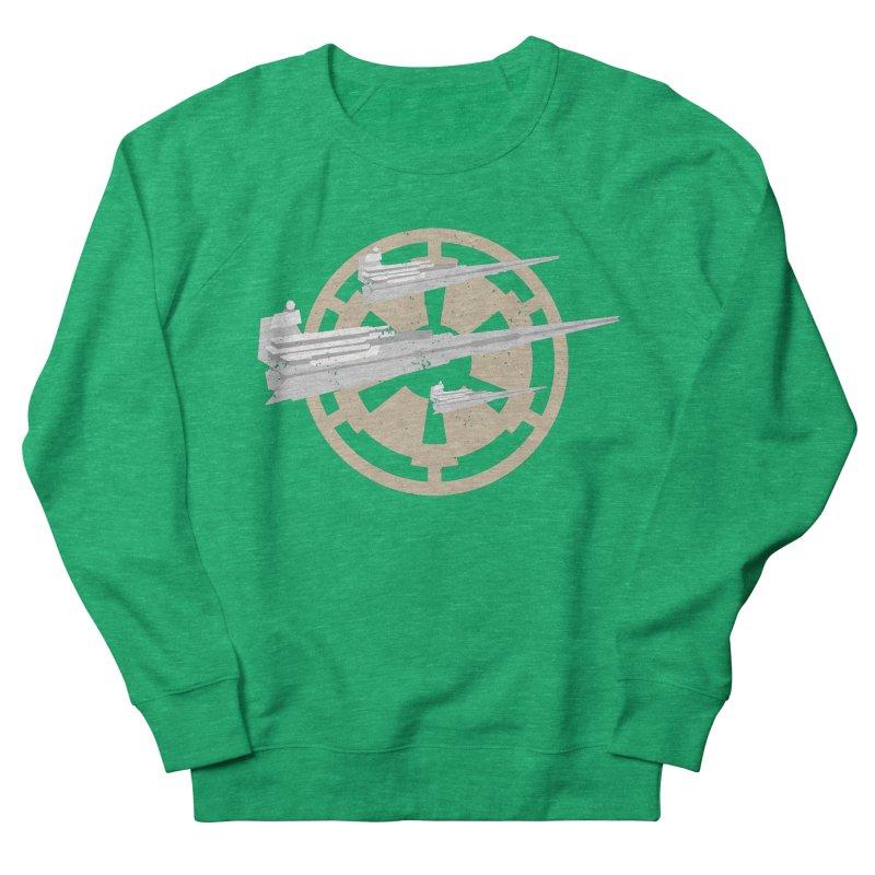 Destroy Stars Women's French Terry Sweatshirt by nrdshirt's Shop