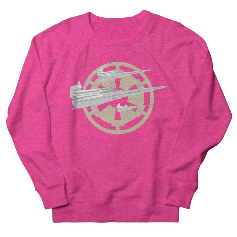 Destroy Stars Women's French Terry Sweatshirt by nrdshirt's Shop
