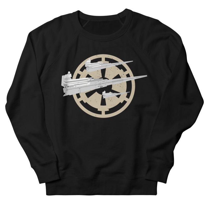 Destroy Stars Men's French Terry Sweatshirt by nrdshirt's Shop
