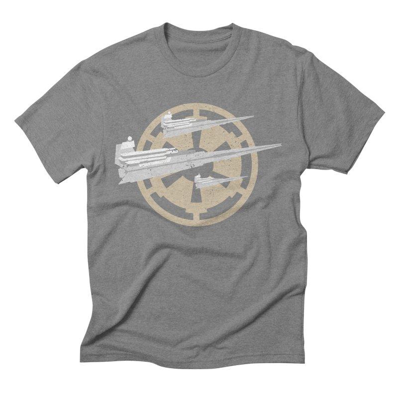 Destroy Stars Men's Triblend T-Shirt by nrdshirt's Shop