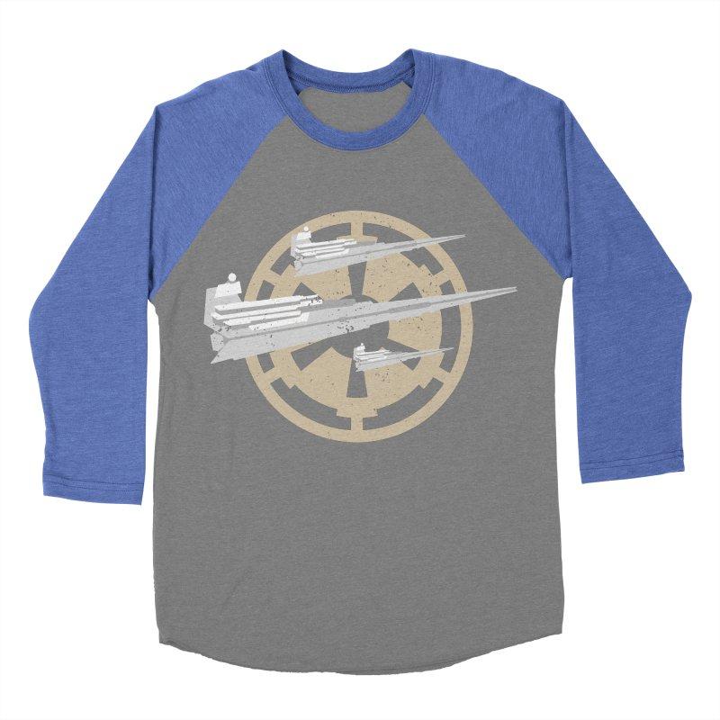 Destroy Stars Men's Baseball Triblend T-Shirt by nrdshirt's Shop