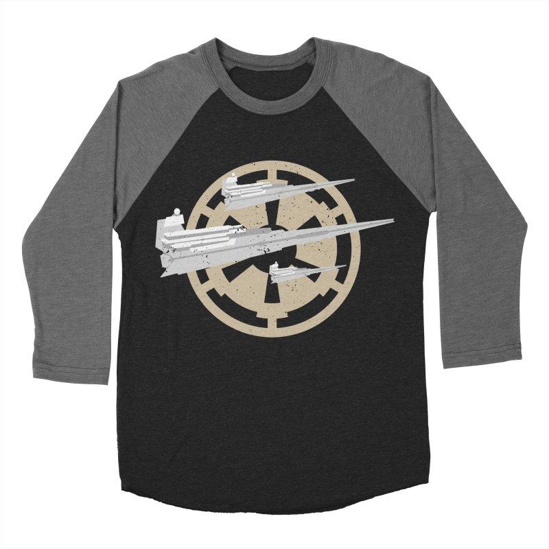 Destroy Stars Men's Baseball Triblend Longsleeve T-Shirt by nrdshirt's Shop