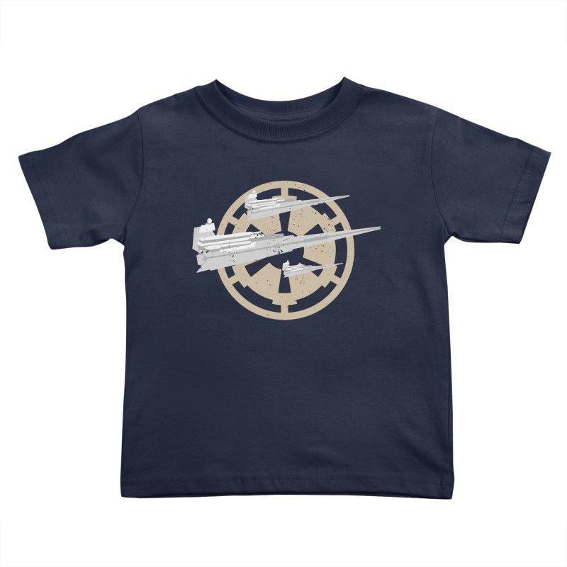 Destroy Stars Kids Toddler T-Shirt by nrdshirt's Shop