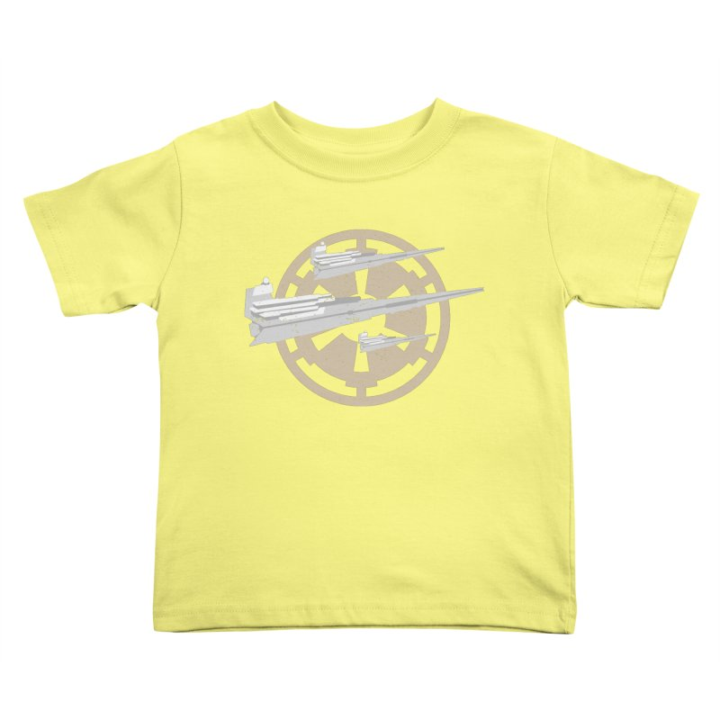 Destroy Stars Kids Toddler T-Shirt by nrdshirt's Shop