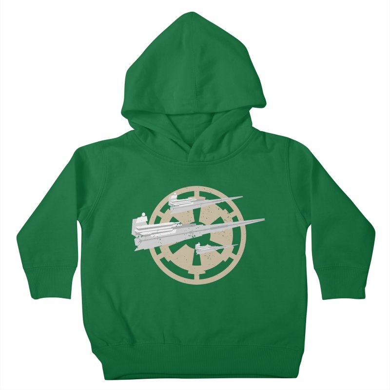 Destroy Stars Kids Toddler Pullover Hoody by nrdshirt's Shop