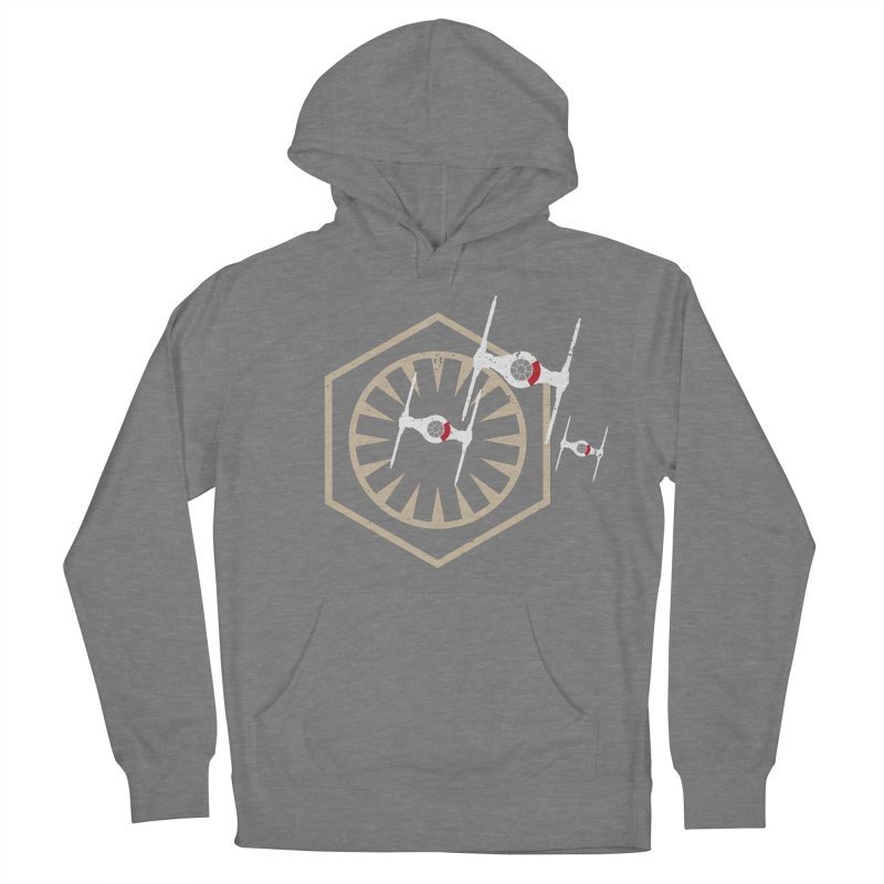 TFA Fighters Women's French Terry Pullover Hoody by nrdshirt's Shop