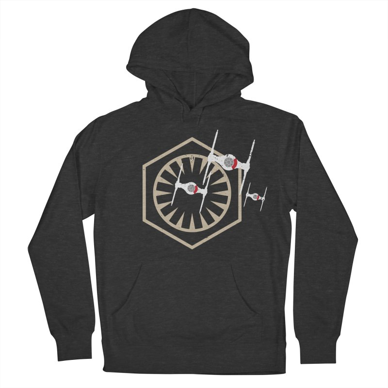 TFA Fighters Men's French Terry Pullover Hoody by nrdshirt's Shop