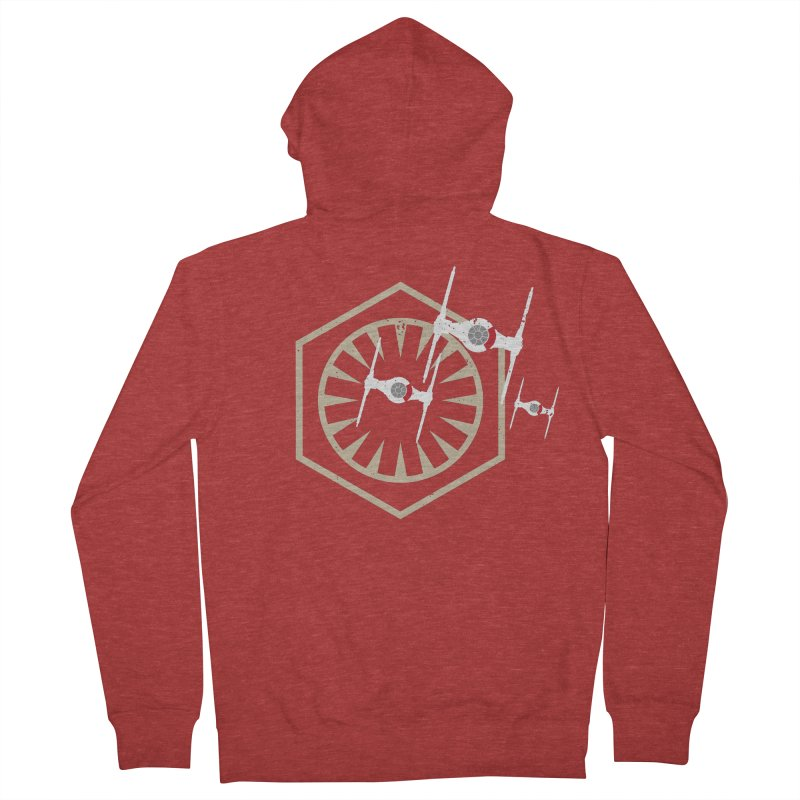 TFA Fighters Women's Zip-Up Hoody by nrdshirt's Shop
