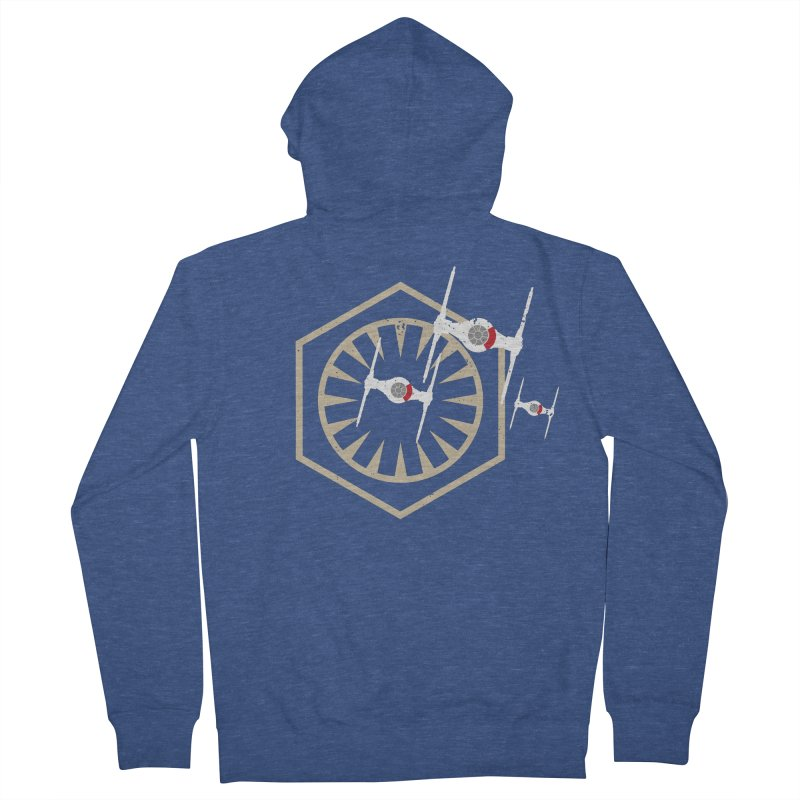 TFA Fighters Men's Zip-Up Hoody by nrdshirt's Shop