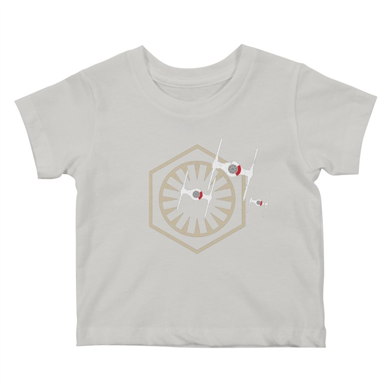 TFA Fighters Kids Baby T-Shirt by nrdshirt's Shop