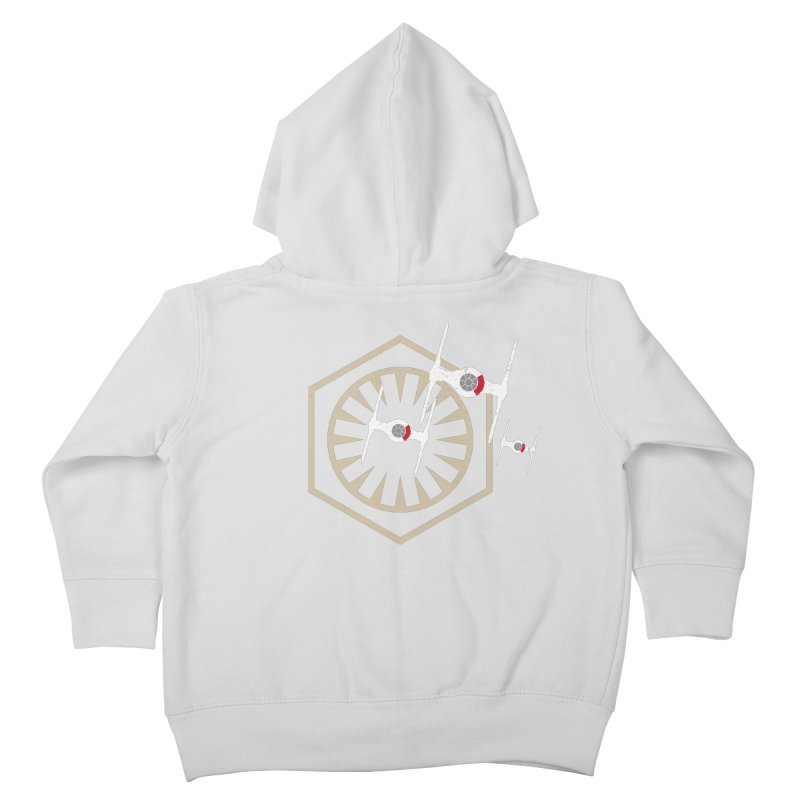 TFA Fighters Kids Toddler Zip-Up Hoody by nrdshirt's Shop