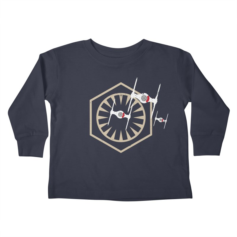 TFA Fighters Kids Toddler Longsleeve T-Shirt by nrdshirt's Shop