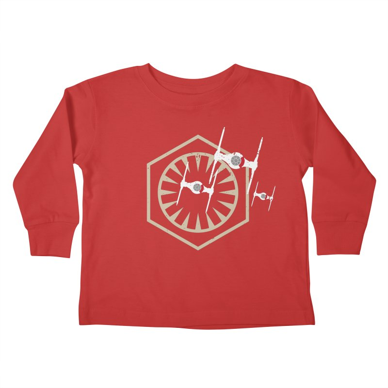 TFA Fighters Kids Toddler Longsleeve T-Shirt by nrdshirt's Shop