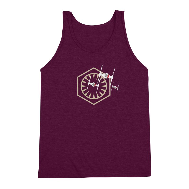 TFA Fighters Men's Triblend Tank by nrdshirt's Shop
