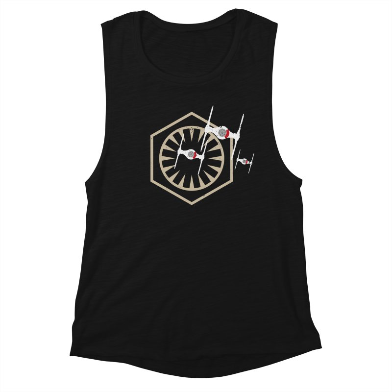 TFA Fighters Women's Muscle Tank by nrdshirt's Shop