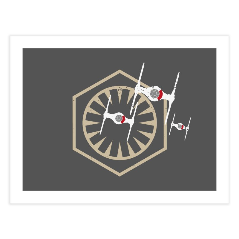 TFA Fighters Home Fine Art Print by nrdshirt's Shop