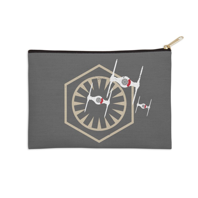 TFA Fighters Accessories Zip Pouch by nrdshirt's Shop