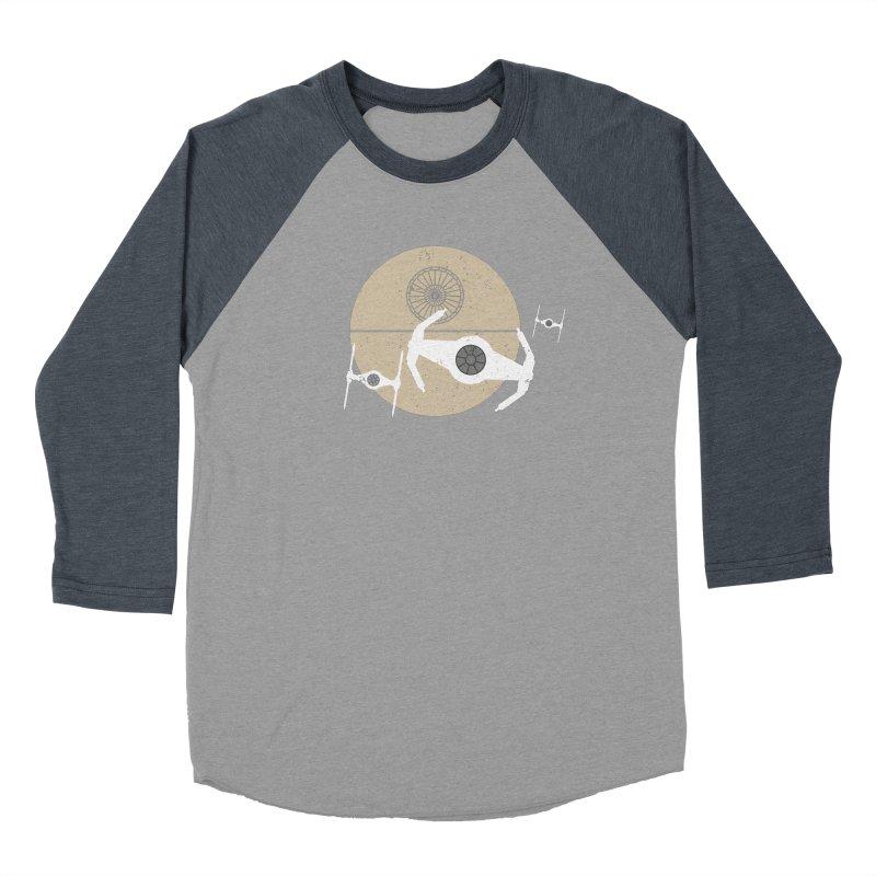 On the Leader Men's Baseball Triblend Longsleeve T-Shirt by nrdshirt's Shop