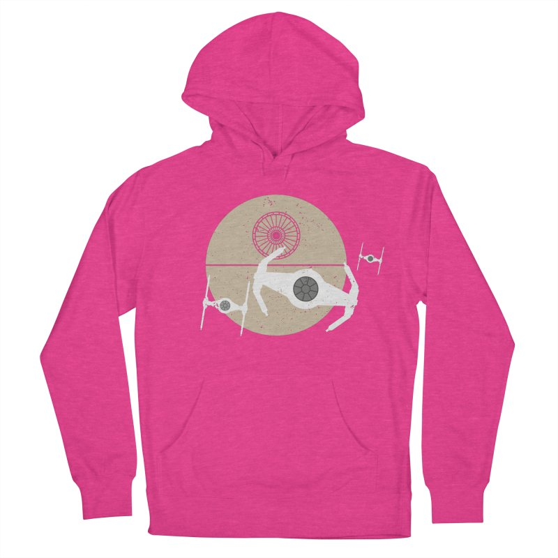 On the Leader Women's French Terry Pullover Hoody by nrdshirt's Shop