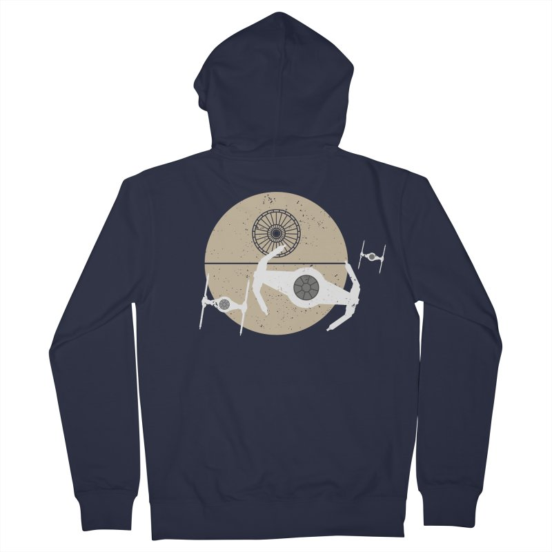 On the Leader Women's French Terry Zip-Up Hoody by nrdshirt's Shop