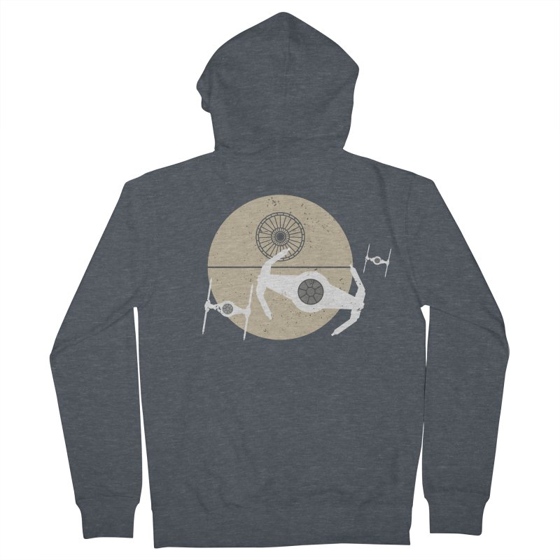 On the Leader Men's Zip-Up Hoody by nrdshirt's Shop