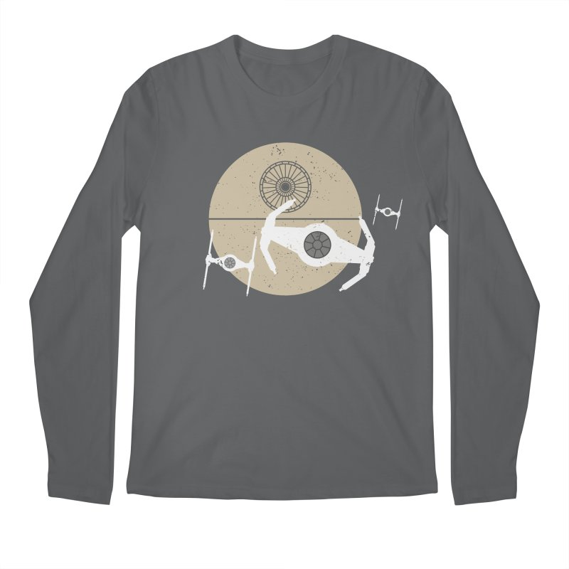On the Leader Men's Longsleeve T-Shirt by nrdshirt's Shop