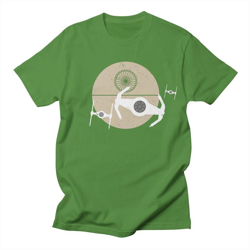 On the Leader Men's Regular T-Shirt by nrdshirt's Shop