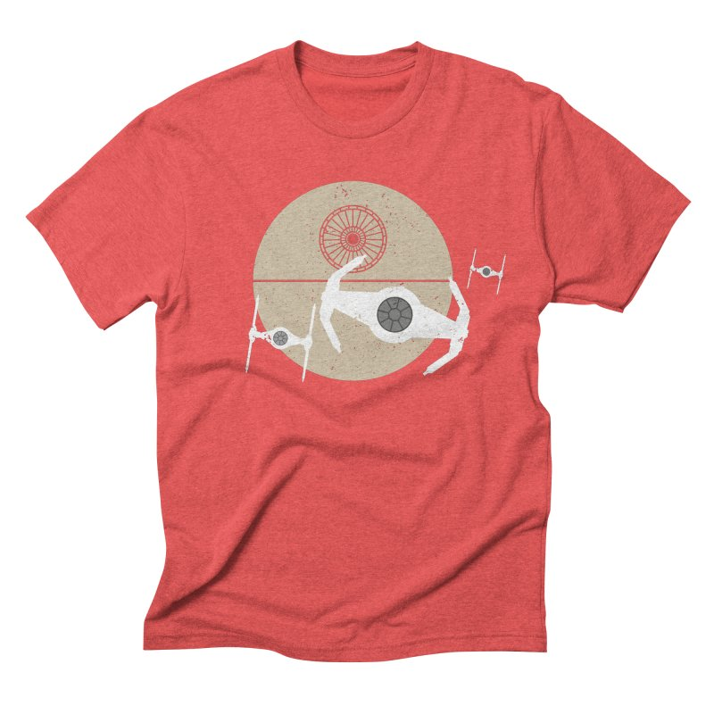 On the Leader Men's Triblend T-Shirt by nrdshirt's Shop