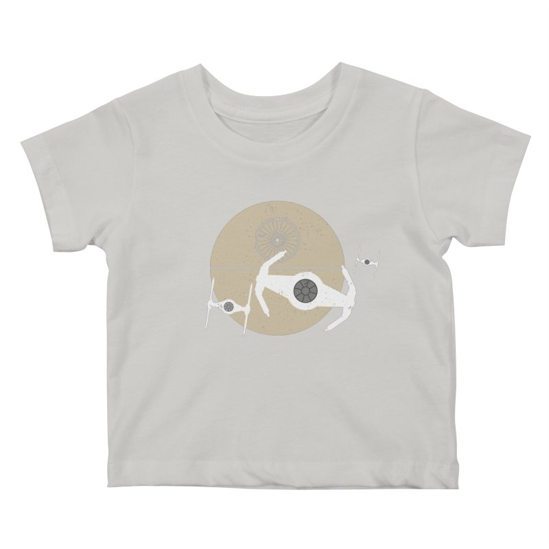 On the Leader Kids Baby T-Shirt by nrdshirt's Shop