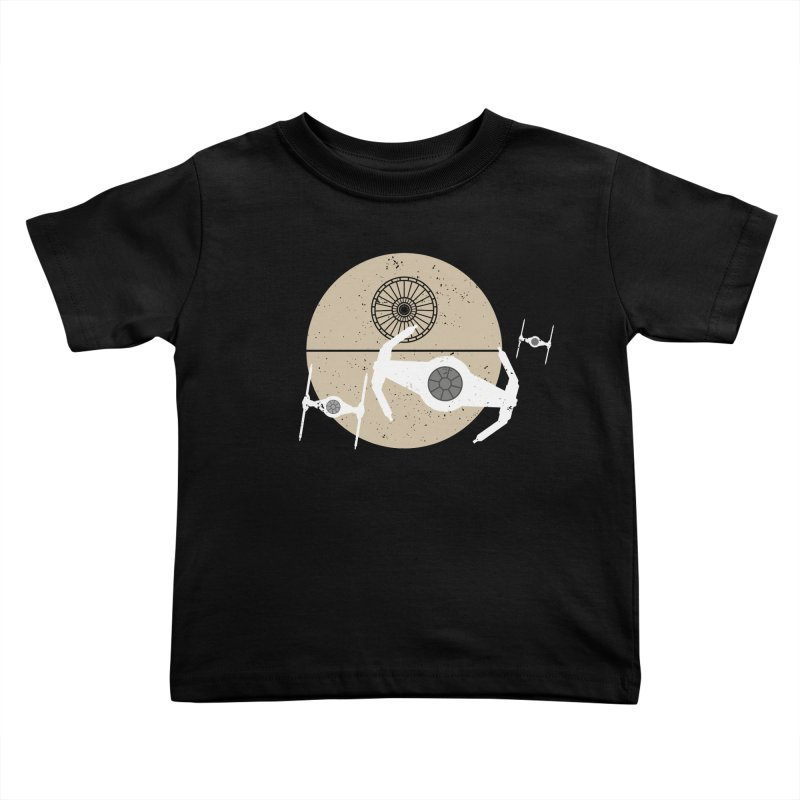 On the Leader Kids Toddler T-Shirt by nrdshirt's Shop