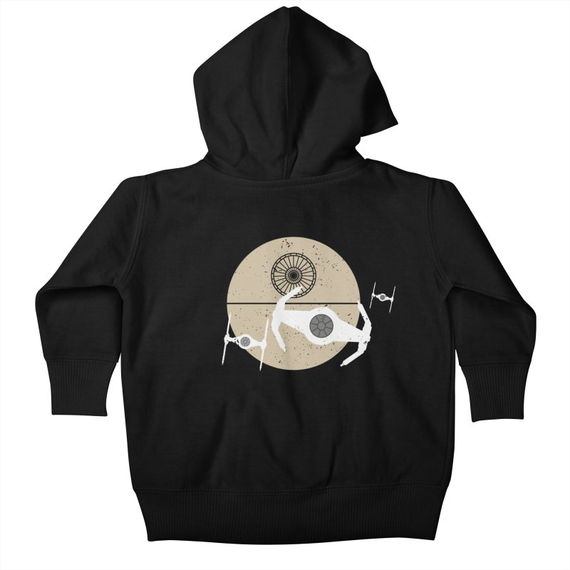 On the Leader Kids Baby Zip-Up Hoody by nrdshirt's Shop