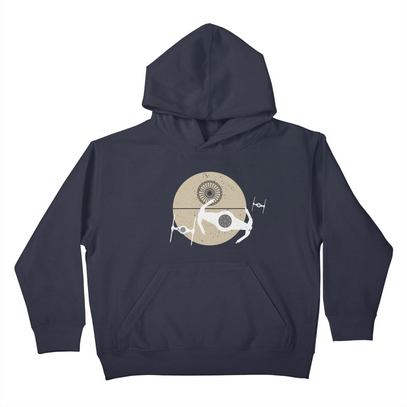On the Leader Kids Pullover Hoody by nrdshirt's Shop