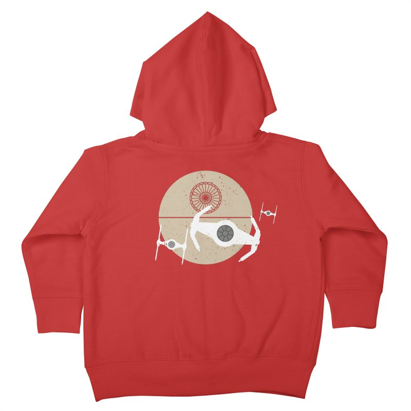 On the Leader Kids Toddler Zip-Up Hoody by nrdshirt's Shop