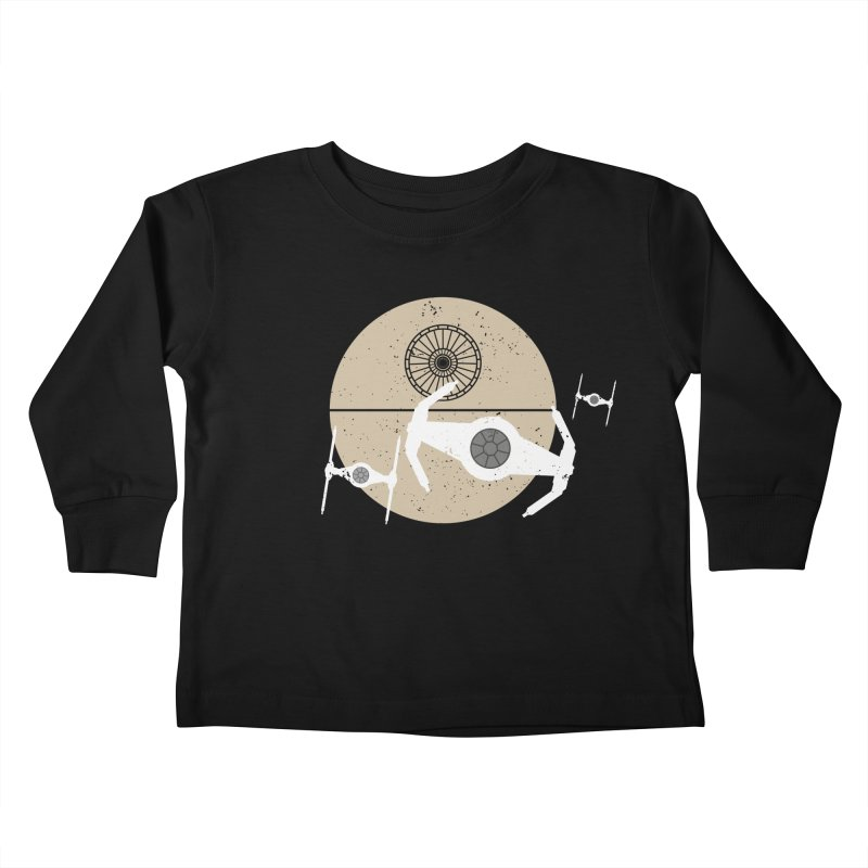 On the Leader Kids Toddler Longsleeve T-Shirt by nrdshirt's Shop