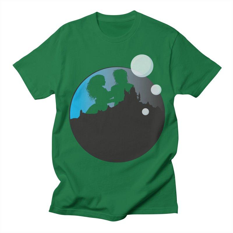 Labyrinth Men's T-shirt by nrdshirt's Shop
