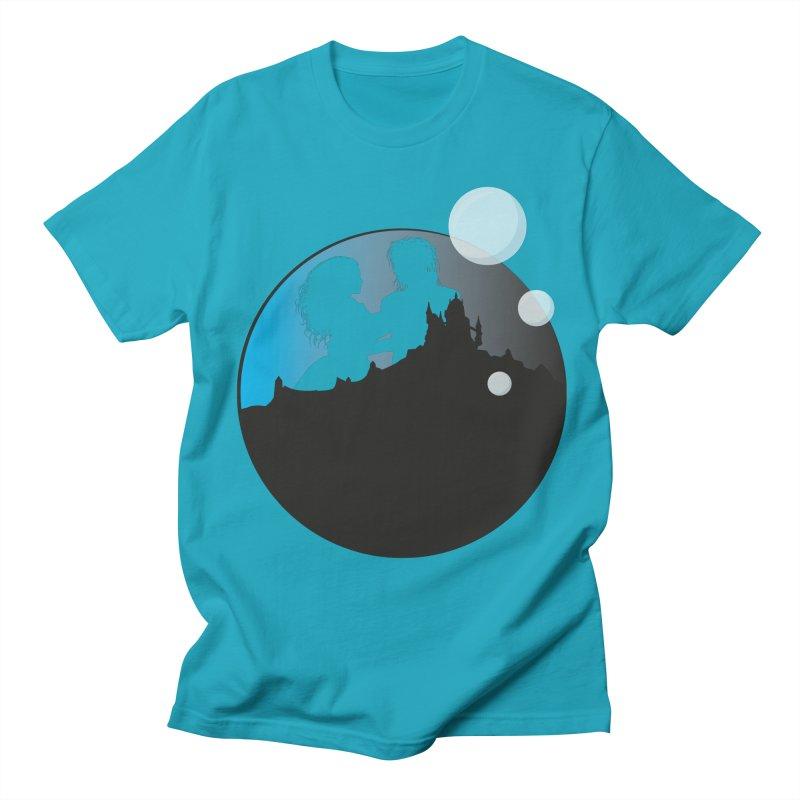 Labyrinth Men's Regular T-Shirt by nrdshirt's Shop