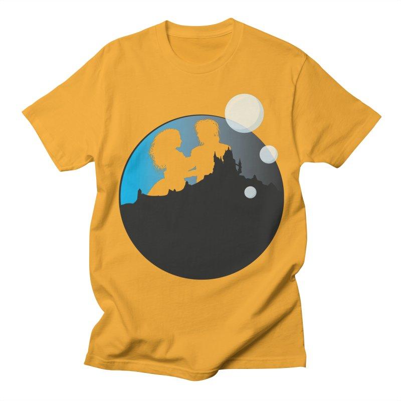 Labyrinth Women's Regular Unisex T-Shirt by nrdshirt's Shop